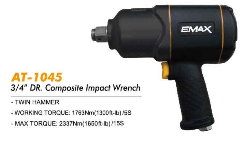 Impact Wrench - AT-1045
