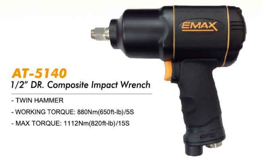 Impact Wrench - AT-5140