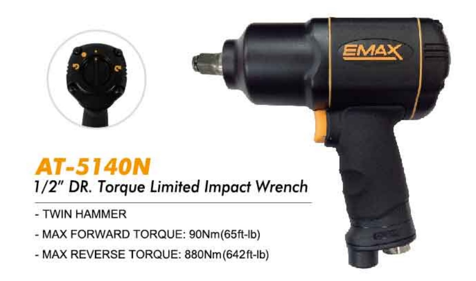 Impact Wrench - AT-5140N
