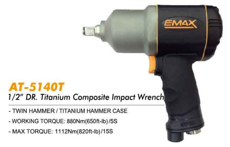 Impact Wrench - AT-5140T
