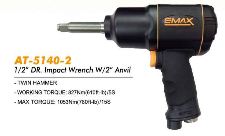 Impact Wrench W%2- AT-5140-2