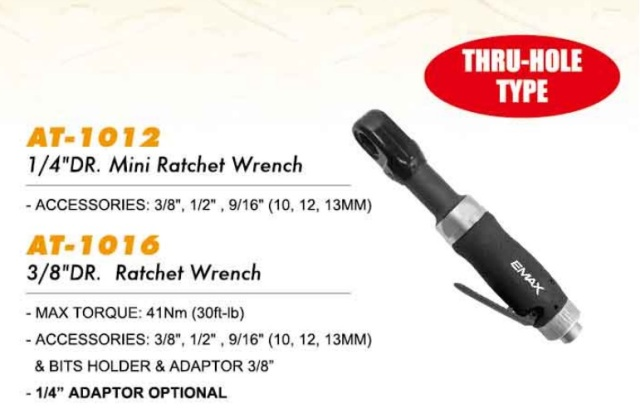 Ratchet Wrench - AT-1012 & AT-1016