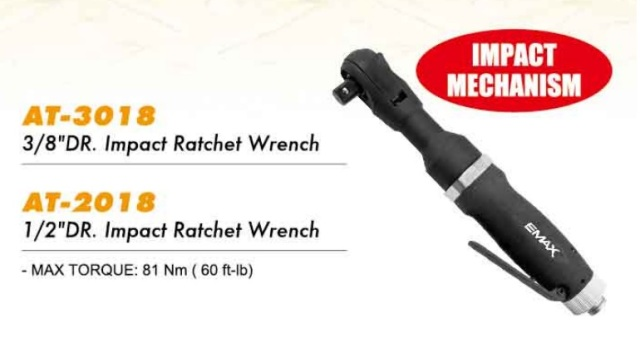 Ratchet Wrench - AT-3018 & AT-2018