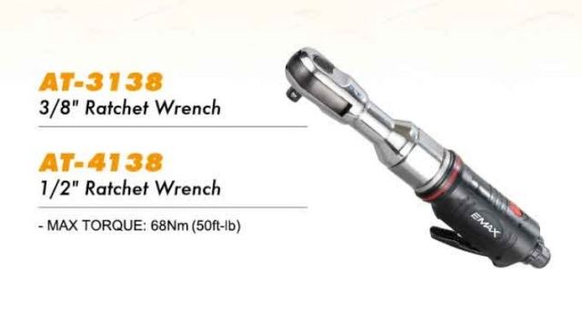 Ratchet Wrench - AT-3138 & AT-4138