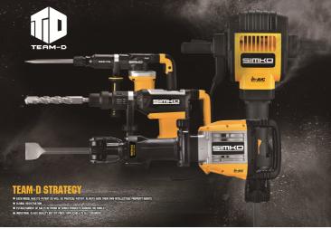 Team-D hammers